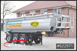 kipper oplegger Meiller MHPS 44/3 SAF, Lift, 25m³, sofort NEU !! 2020