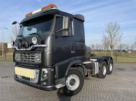 standaard trekker Volvo FH16.600 6X4 120TON RETARDER HYDR.EURO5 HUB REDUCTION 2010
