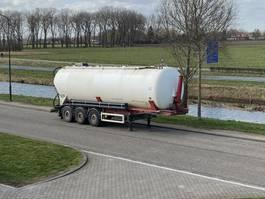 silo oplegger Feldbinder 3-Axle Silo / Bulk / 48.000 L / SAF / Discbrakes 2003