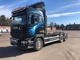 overige vrachtwagens Scania R730