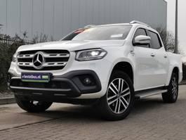pick-up bedrijfswagen Mercedes-Benz X-klasse 350 CDI voll. 2020