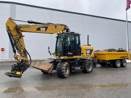 wielgraafmachine Caterpillar M315D 2015