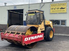 grondwals Dynapac CA301D Compactor Roller 12.3T 4.144 H Top  Condition 1996