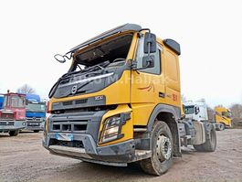 standaard trekker Volvo FMX 460 Kipphydraulik I-Shift Euro 6 2016