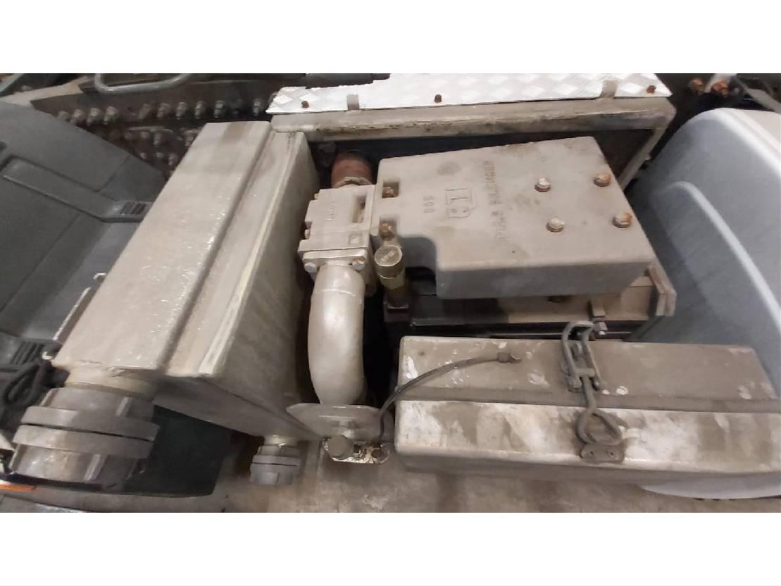 Opbouw vrachtwagen onderdeel Diversen Occ Bulk / silo compressor RTI GVS 1100LS 2014