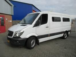 minivan - personenbus Mercedes-Benz Sprinter 316CDI 9-Sitzer GetriebeProblem €5950,= 2014
