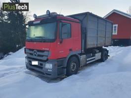 containersysteem vrachtwagen Mercedes-Benz Actros 1836 2011