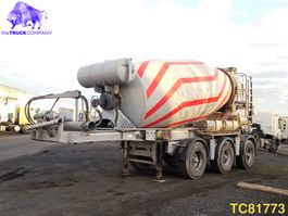 betonmixer oplegger Renders Mix Concrete Mixer 2011