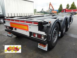 overige opleggers A&D Polyvalent chassis