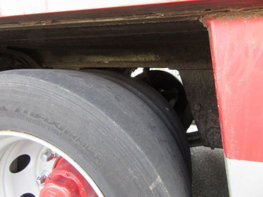 vee oplegger CUPPERS LVO 12-27 ASL 2010