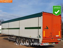 walking floor oplegger Stas S300ZX 75m3 6mm Floor 3 axles Top Condition! 2011