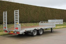 semi dieplader oplegger Veldhuizen 9,7-tons Semi-dieplader oplegger 2020
