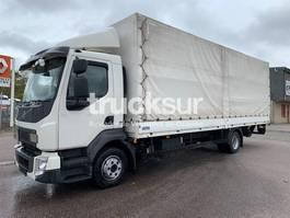 huifzeil vrachtwagen Volvo Fl210.12 2015