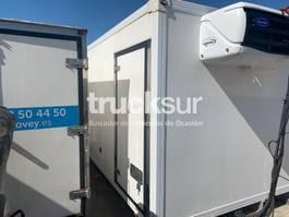 koel-vries oplegger Iveco Caja Liderkit  Carr Xarios 500 Me/Carnico 2018