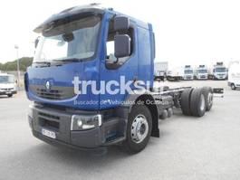 chassis cabine vrachtwagen Renault Premium 380.26 D Xi 2014