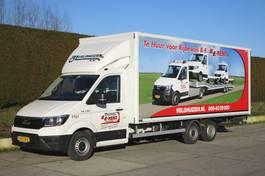 be trekker bedrijfswagen MAN 3.140 Clixtar 2020