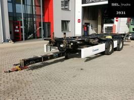 wissellaadbaksysteem aanhanger Krone ZZ / SAF Achsen / Tandem / German