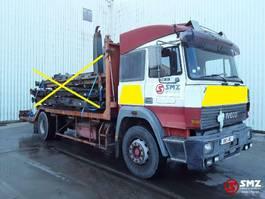 platform vrachtwagen Iveco 190 E 38 Turobtech Lames/Zf 1991