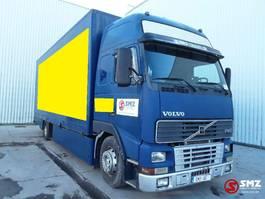 bakwagen vrachtwagen Volvo FH12-420 Globe Xl Royal Class NL truck 1997