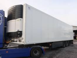koel-vries oplegger Schmitz Cargobull SKO 24 Doppelstock Bitemp/Multitemp  2.700 mm 2010