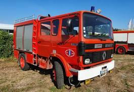 brandweerwagen vrachtwagen Renault Midliner 150 M150 MANUAL GEARBOX STEEL SUSPENSION 1989