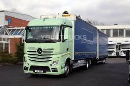 mega-volume vrachtwagen Mercedes-Benz Actros 2543 E6 MP4 Retarder/Durchlade/ Jumbo ZUG 2015