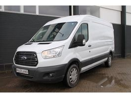 gesloten bestelwagen Ford Transit 2.0 TDCI 130PK L3H2 - Airco - Cruise - PDC - € 15.900,- Ex. 2017