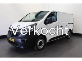 gesloten bestelwagen Opel Vivaro 1.6 CDTI 120PK Dubbele schuifdeur - Airco -  PDC - Cruise - € 9.950,- Ex. 2016