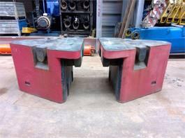 overige equipment onderdeel Grove GMK 5130-1/2 counterweight 5.8 ton