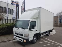 bakwagen vrachtwagen FUSO Canter 3C15 / AMT / 340 / 2450mm Hoog inw 2021