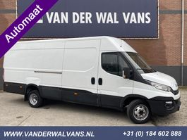 gesloten bestelwagen Iveco Daily 35C16V 160pk 2.3 L3H2 AUTOMAAT Airco, 3500kg trekvermogen 2018
