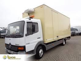 koelwagen vrachtwagen Mercedes-Benz Atego 815 + Manual + Thermo King V-200 Generator + Blad-blad 1998