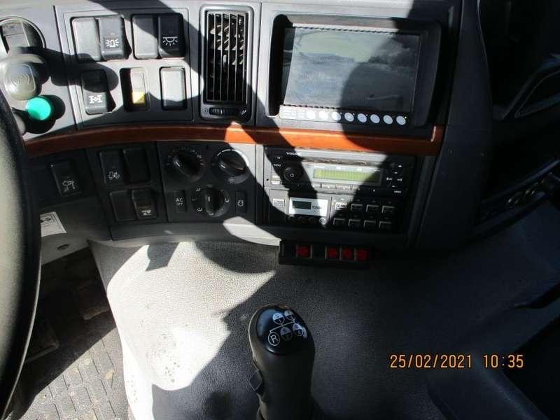 Terberg - FM 2850-T EURO 5 10X4 MANUALGEARBOX 9