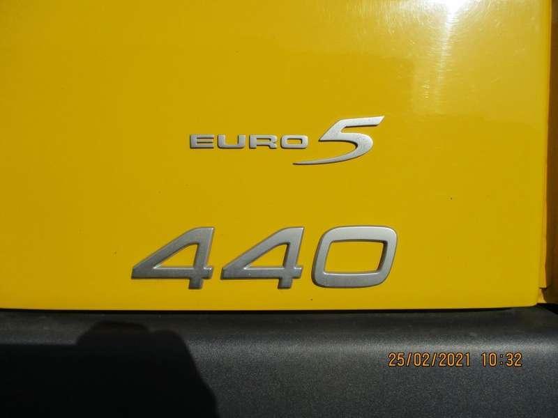 Terberg - FM 2850-T EURO 5 10X4 MANUALGEARBOX 6