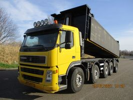 kipper vrachtwagen > 7.5 t Terberg FM 2850-T EURO 5 10X4 MANUALGEARBOX 2009