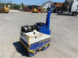 loopwals Bomag BW65H hand-operated 2005