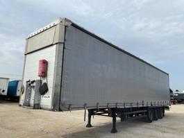 huifzeil aanhanger Schmitz Cargobull Semi reboque 2011