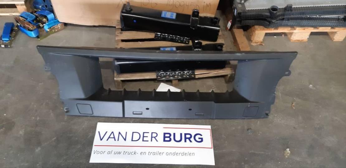 chassis vrachtwagen onderdeel MAN tgx euro 6