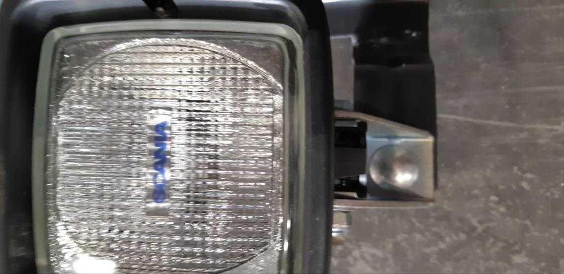chassis vrachtwagen onderdeel Scania NGS 2017