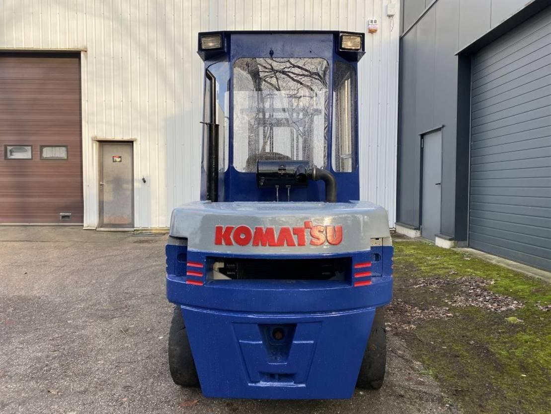 vorkheftruck Komatsu FD45-5