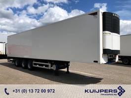 koel-vries oplegger Pacton Frigotrailer / 3 Axle / Carrier Vector 1800 / Steer Axle / Loadlift 2500 KG 2006