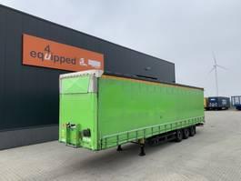 schuifzeil oplegger Schmitz Cargobull SCS 24/L - 13.62 M B VARIOS, MEGA, hefdak, schijfremmen, verzinkt 2016