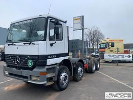 chassis cabine vrachtwagen Mercedes-Benz Actros 3235 Full steel - Manual - Hub reduction - PTO 2000