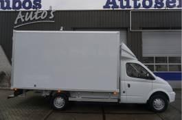 chassis cabine bedrijfswagen SAIC EV80 LWB City-Box Bakwagen / €39.500,- na aftrek van 10% subsidie 2021