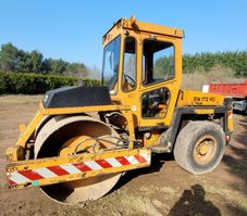 grondwals Bomag BW 172 RD 1990