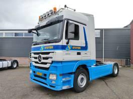 standaard trekker Mercedes-Benz Actros 2044 4x2 MegaSpace Euro 5 - Kiep/Walkingfloor Hydrauliek - 02/2022 APK (... 2012