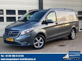 gesloten bestelwagen Mercedes-Benz Vito 114 CDI 7G Automaat - L2 Lang - Navi - LED - Camera 2015