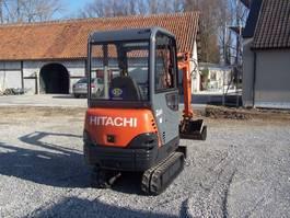 minigraafmachine rups Hitachi 2006