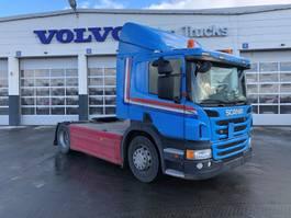 standaard trekker Scania P320 euro 6 2014