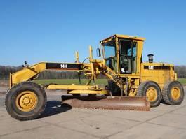 grader Caterpillar 14 H - 3306 Engine / Good condition 2002